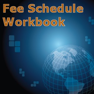 Fee Schedule Workbook<br>by State