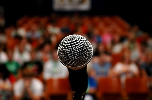 The Art of Public Speaking - Presented by Shannon DeConda
