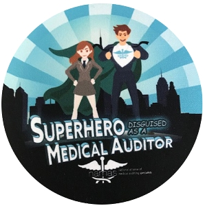 Auditing Superhero Coaster