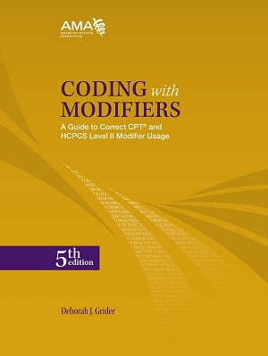 Coding With Modifiers Manual