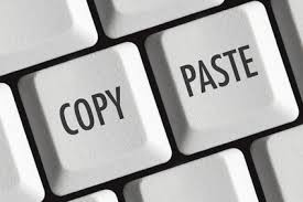 Copy, Paste & Cloning: Rules vs. Opinion