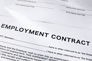 Reviewing your employment contract: tips from an attorney - Webinar - Presented by Jesse Overbay