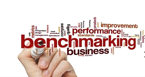 Benchmarking for Audit Risk